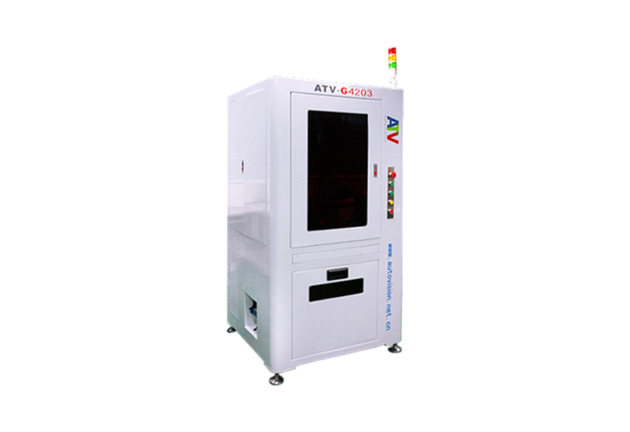ATV-G4203(Three sides) Magnetic ring and LED appearance detection and sorting equipment